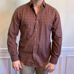 NWT! Polo Ralph Lauren Checkered Button Up